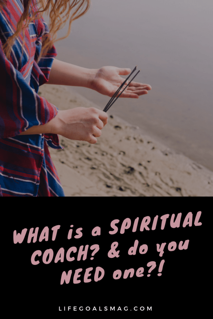 what is a spiritual coach? what tools do they provide? they help you with self-worth, spirituality, connection to yourself and a higher power.