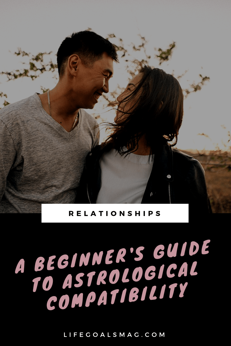 beginner's guide to astrological, cosmic  compatibility. partnerships and zodiac signs.