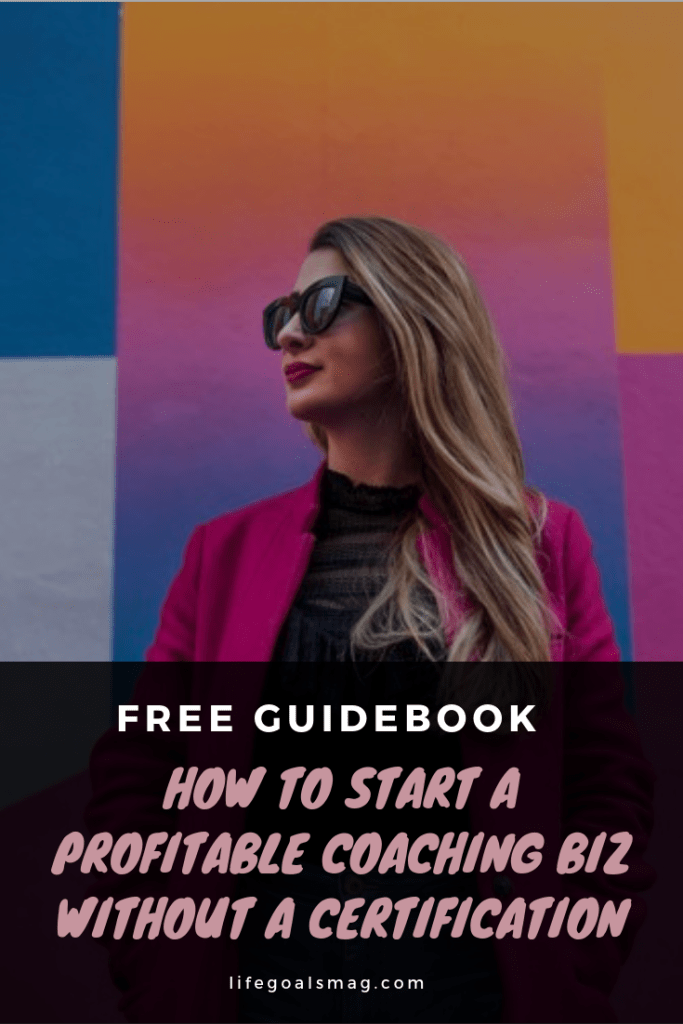 free guidebook for coaching - confident business coach