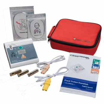 WNL Products Practi-Trainer Essentials AED Trainer