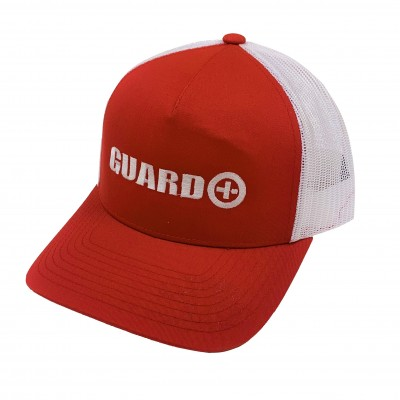 The Original Watermen Classic GUARD Snapback Mesh Hat