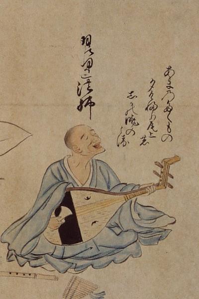 琵琶を弾きながら平家物語を伝え歩いた『琵琶法師』その正體とは?   ライフハックアナライザ