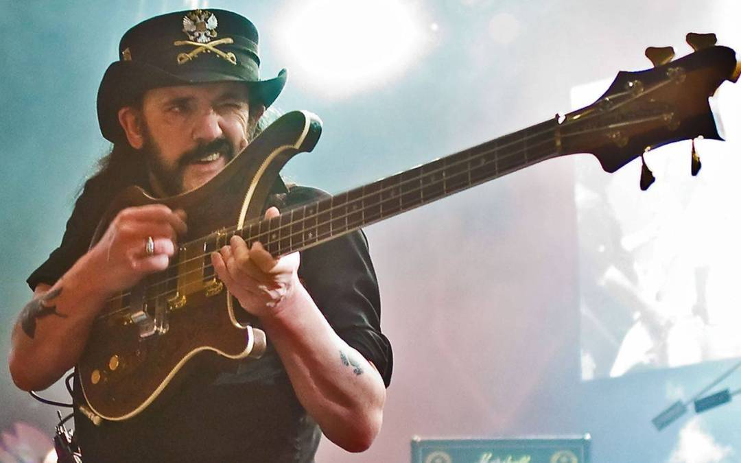 Ko je bio Lemmy Kilmister?