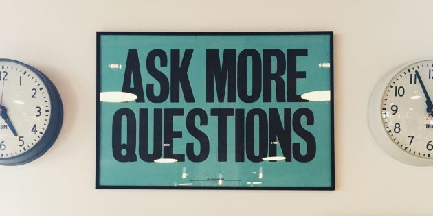 55 вопросов, которые помогут вам лучше узнать себя