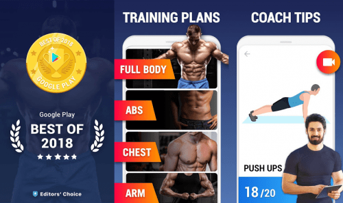 Best Fitness Apps For Androids