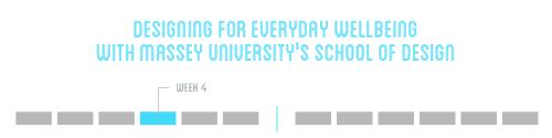 Designing For Everyday Wellbeing - Week 4
