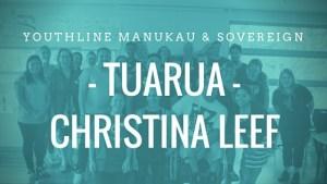 Youthline Manukau & Sovereign- Tuarua