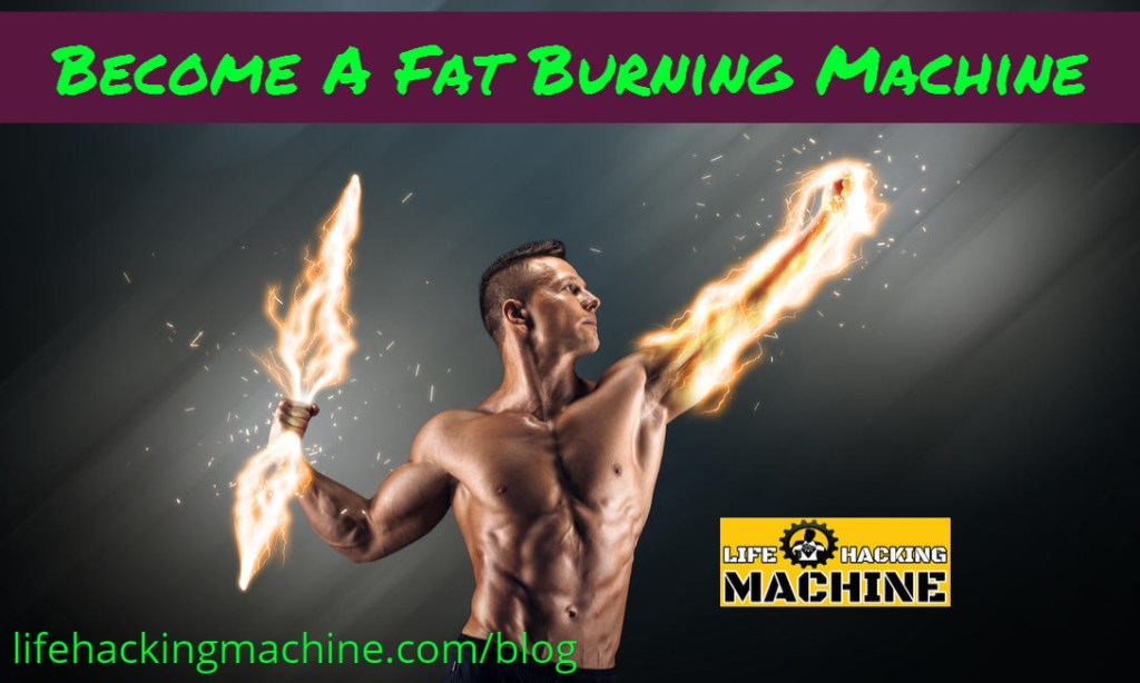 fat burning machine, lifehackingmachine.com, life hacks, biohacks, blog