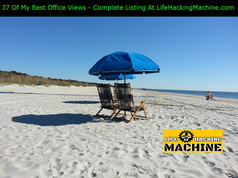 my best office views 11- lifehackingmachine.com - life hacking blog