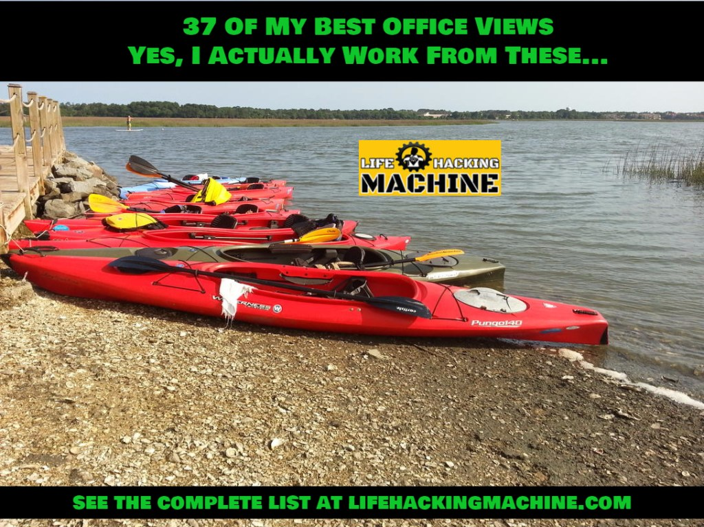 my best office views 2- lifehackingmachine.com - life hacking blog