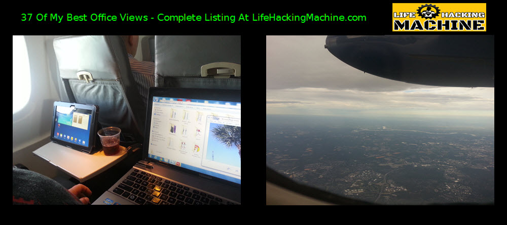 my best office views 31- lifehackingmachine.com - life hacking blog