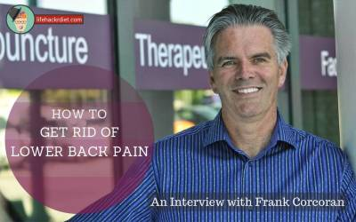 004 How to Get Rid of Lower Back Pain – An interview with Frank Corcoran.