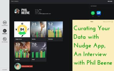 010 Curating Your Data with Nudge App, An Interview with Phil Beene