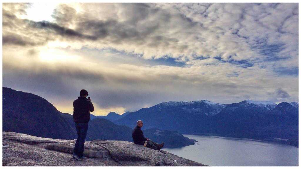 The Summit, The Chief, Squamish, B.C.