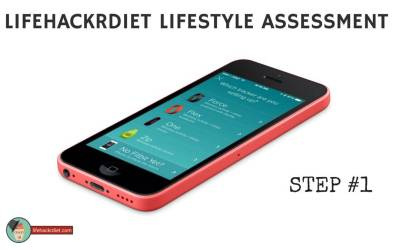 LifehackrDiet Lifestyle Assessment – Step 1