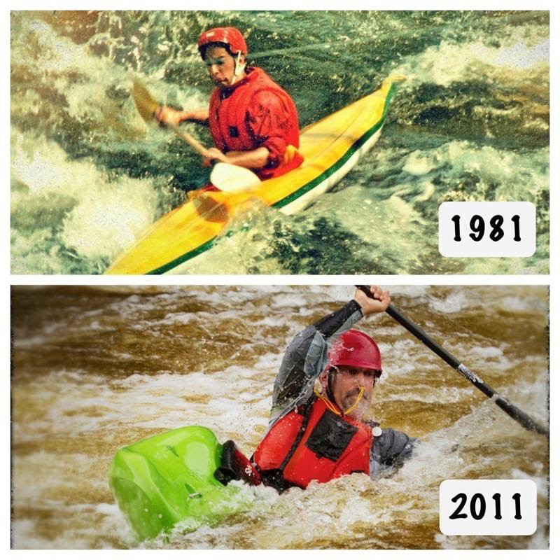 Paul Michaels Kayaking for 30 years, still sucks!