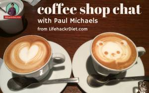 Coffee Shop Chat Banner -http://lifehackrdiet.com/