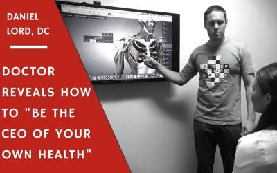 "Doctor Reveals How To Be ""The CEO Of Your Own Health."""