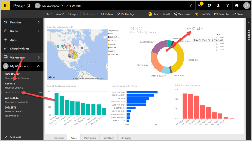 Unable to Connect to Power BI 003