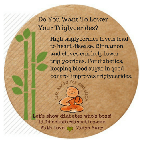 Do you want to lower your triglycerides?