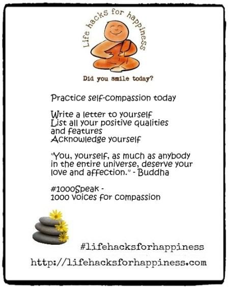 practice compassion vidya sury