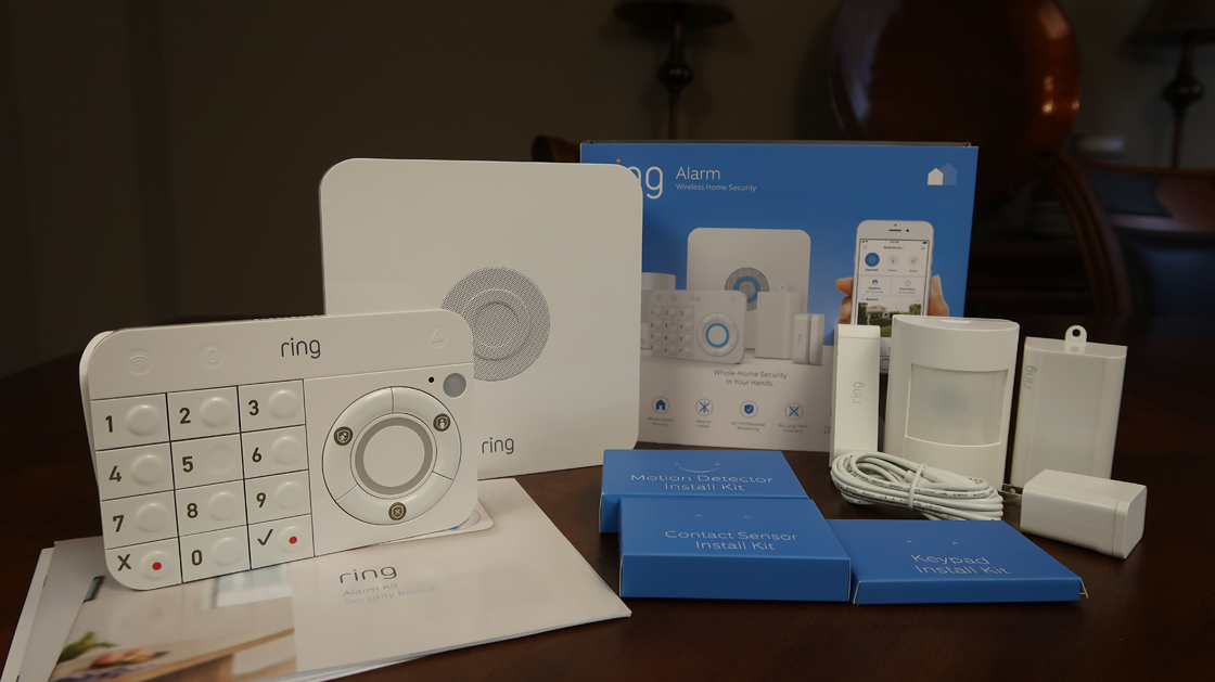 Reviews System Cellular Home Security