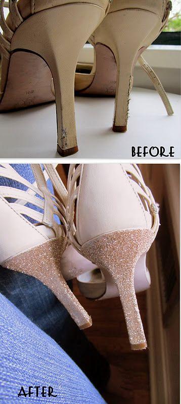 Fix broken heels