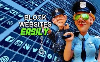 Block Websites Featured
