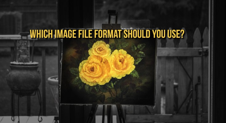 Image File Formats Featured