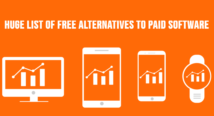 Free Software Alternatives