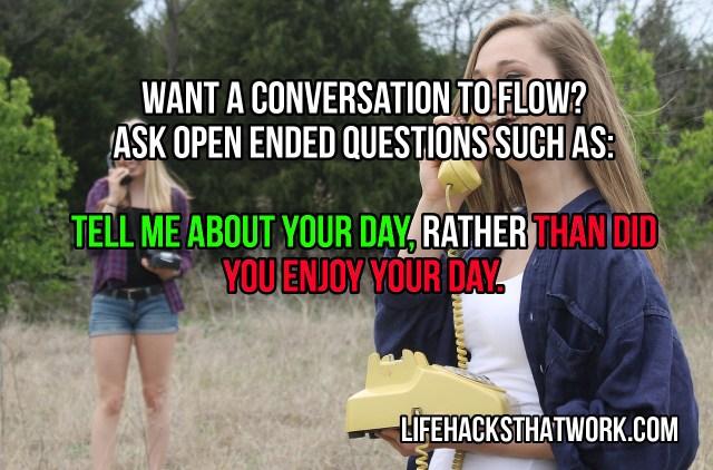 Social Hacks - Conversation
