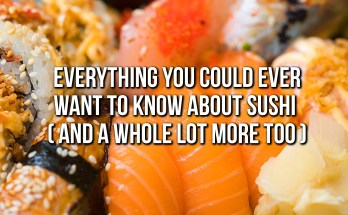 Sushi 101 featured