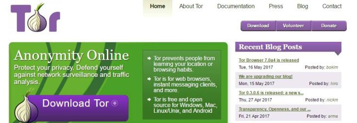 Tor - Keep Your Identity Safe