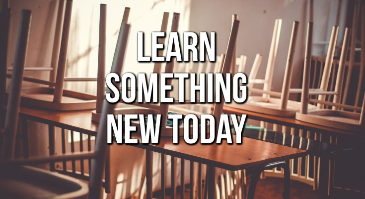 Learn Something New Online For Free