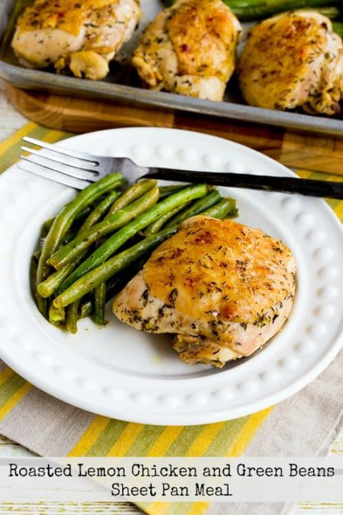 roasted-chicken-green-beans-whole30