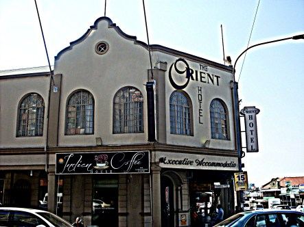 THE hotel to stay in if you are looking to spend the night in Fordsburg