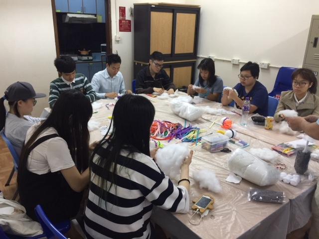 2018年4月28日 – 香港傷健協會青年園藝治療小組 – 生命教育@園藝治療
