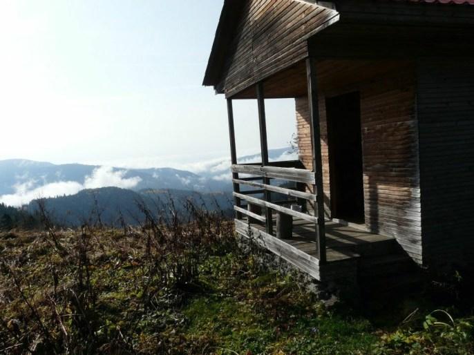 Park Narodowy Borjomi, region Abastumani. foto: Martyna Skura