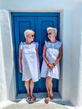Gdzie się zatrzymać na Santorini, Imerovigli