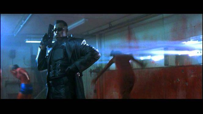 Blade nightclub opening movie