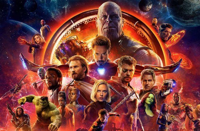 Infinity War Avengers Cast