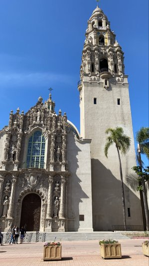 The Museum of Us Balboa Park