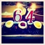Dardam's celebrates his 64th birthday!