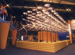 1996 premio al mejor stand