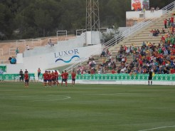 España vs Paraguay 12