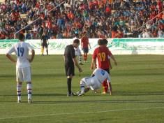 España vs Paraguay 28