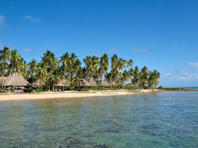 Kelionė į Fidžį - viešbutis