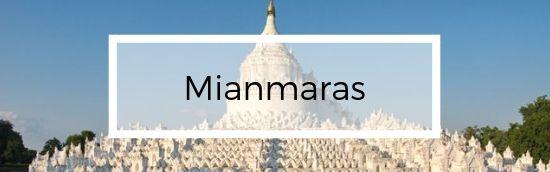Kelionė į Mianmarą
