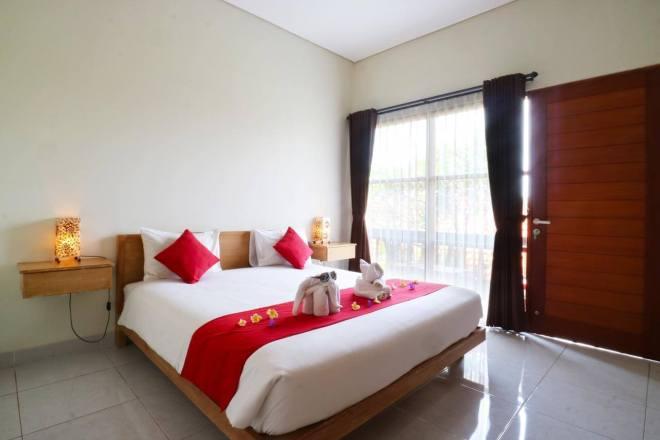 Sanuro svečių namų Abyan guest house kambarys