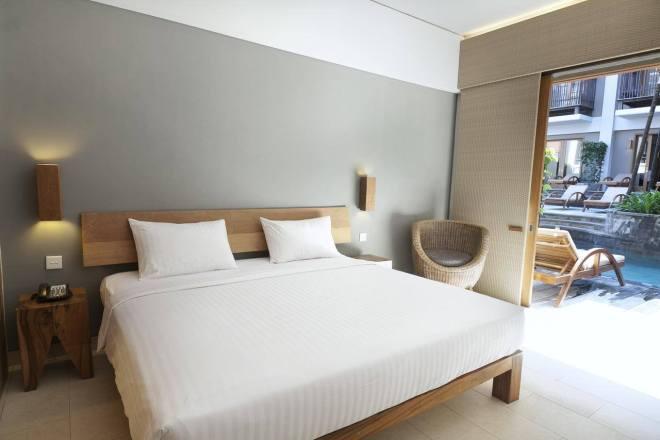 Oasis Lagoon Sanuro viešbučio kambarys